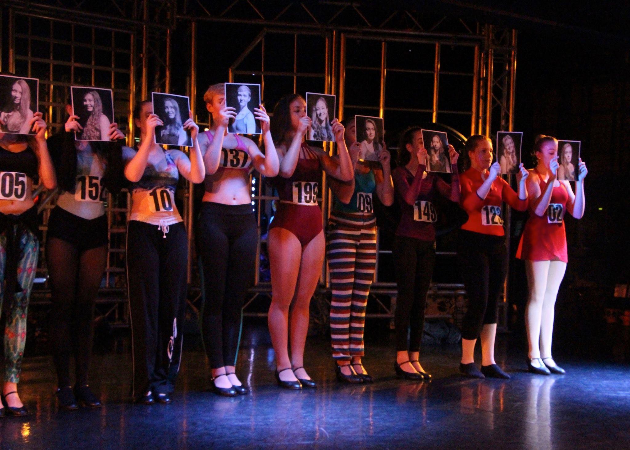 Chorus Line - I Hope I Get It