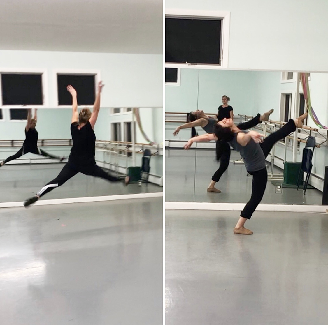 Adults Jazz - Eastern CT Ballet