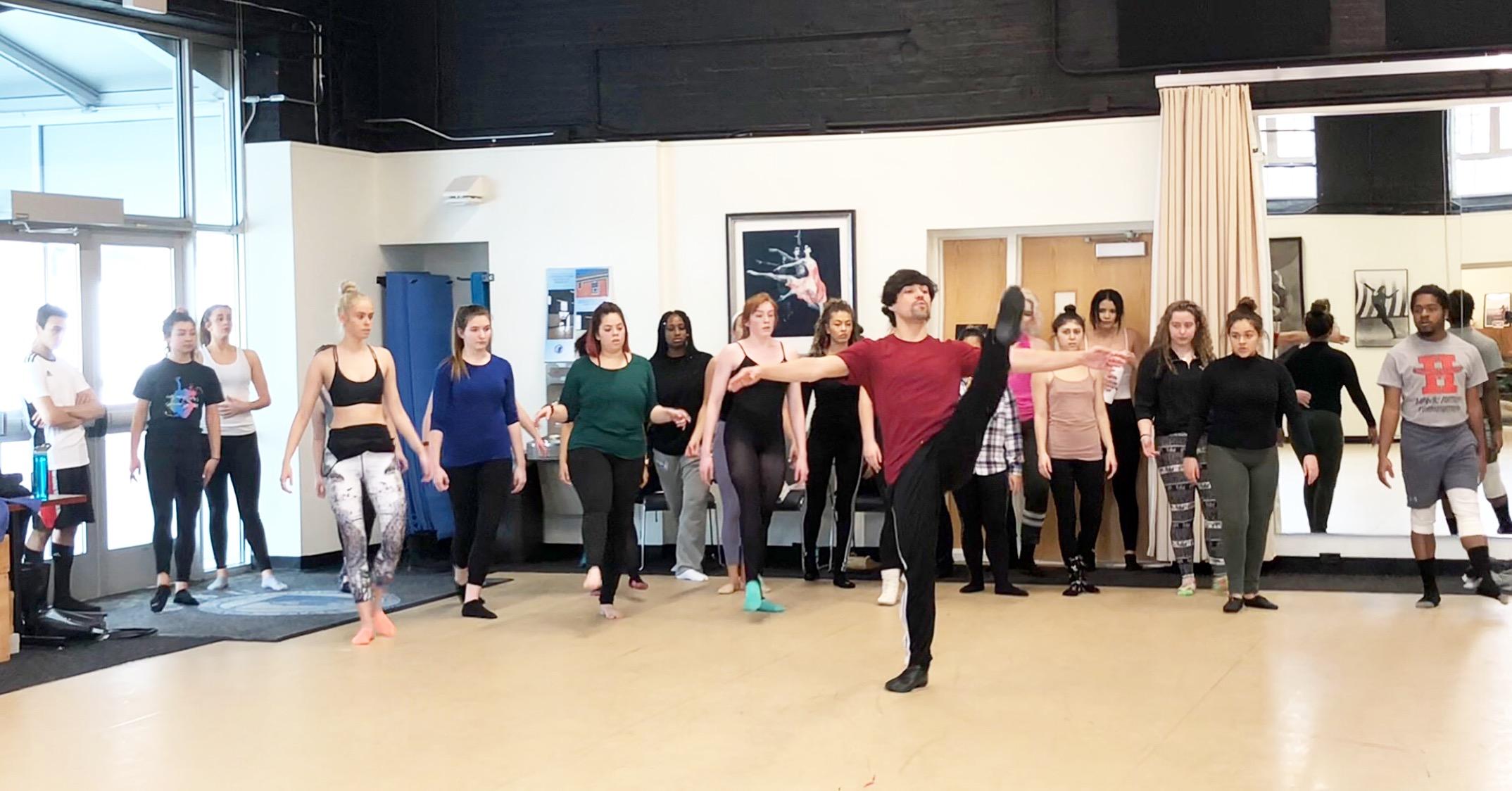Jazz Series - CCSU Dance Education