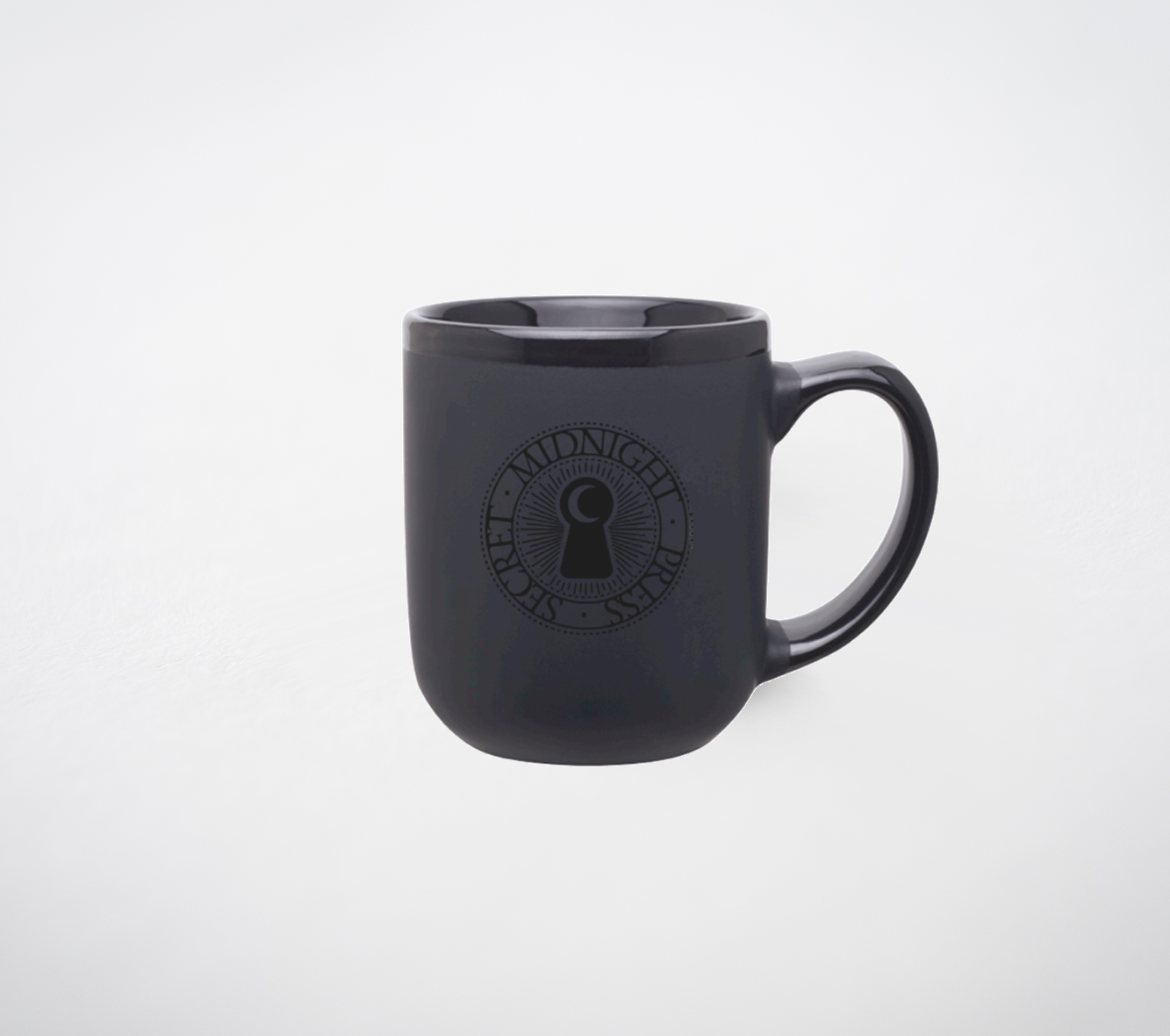 Secret Midnight Press Blackout Mug