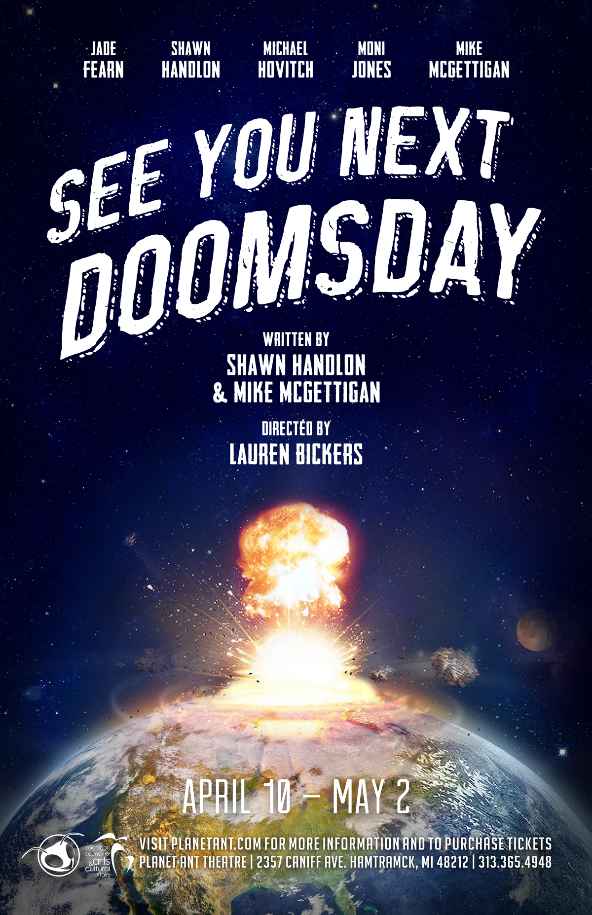 See You Next Doomsday Poster