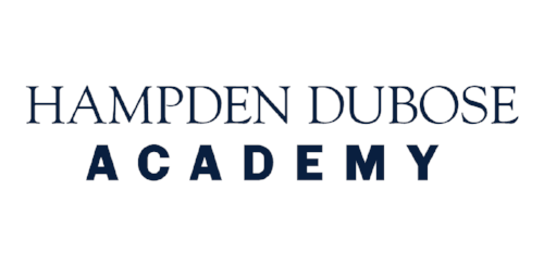 Hampden Dubose Academy   Hampden DuBose Academy's mission is to help students develop in the ways and knowledge of the Lord Jesus Christ, lead them in the pursuit of academic excellence, and promote the development of knowledge, wisdom, understanding, and clear Biblical thinking.