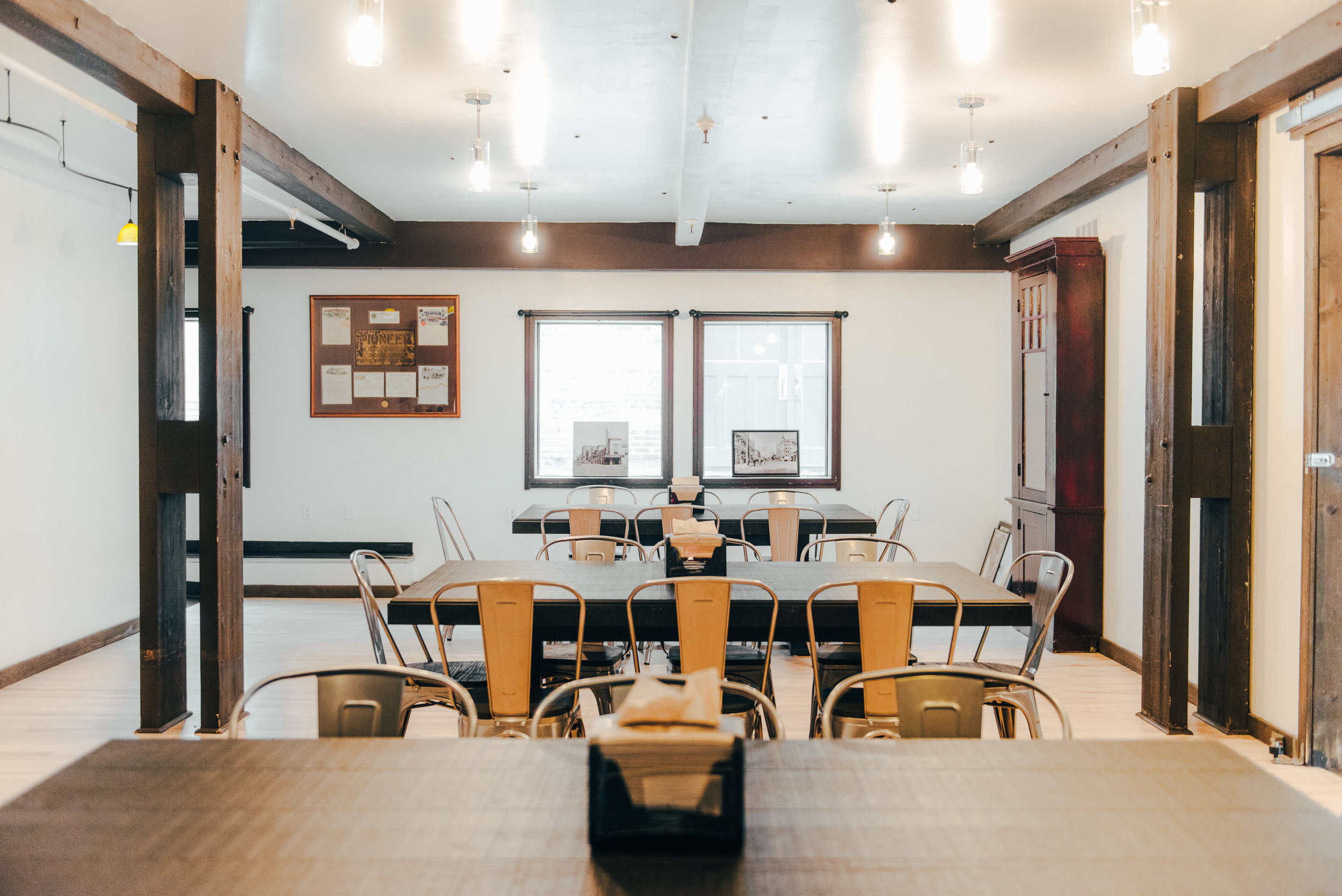 Boise Idaho Revitalize Juice Bar Interior