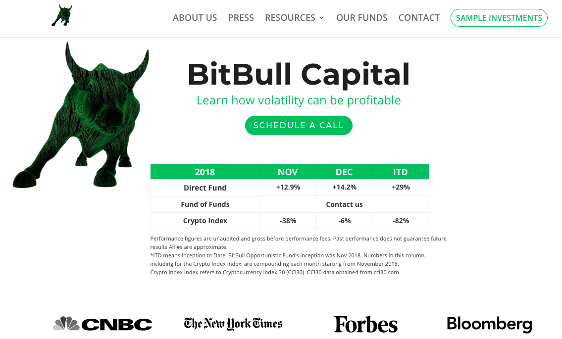 Courtesy BitBull Capital website