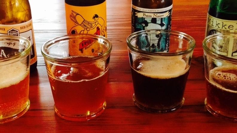 Beers & Other Beverages -