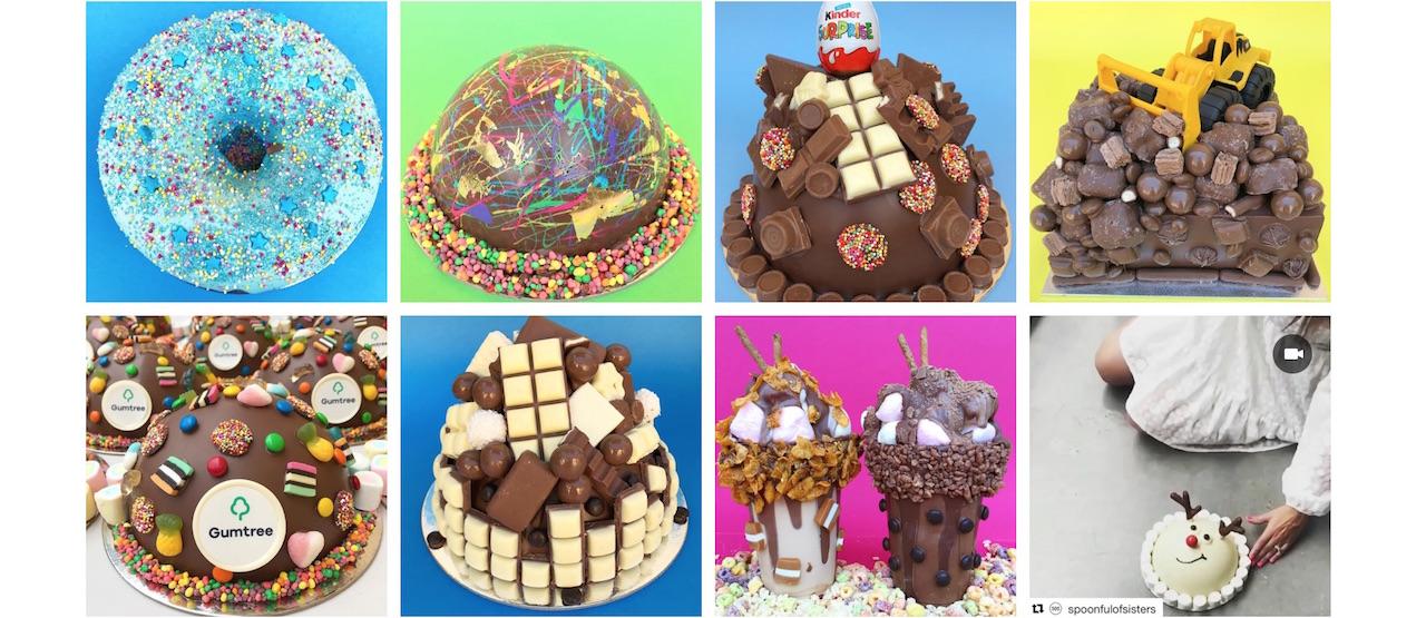 Sydney Smash Cake Review