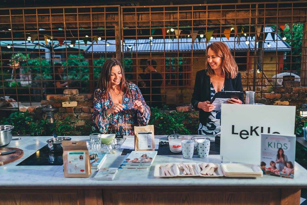 Hosting the Goodness Me Night Markets, Featured with Lee Holmes, Supercharged Food