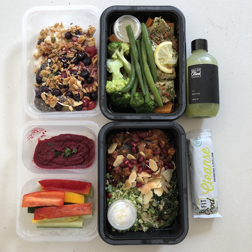 Eat Fit Food 5 day cleanse review