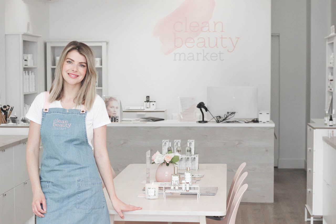 Gold Coast Business, Clean Beauty Market with Erin Norden
