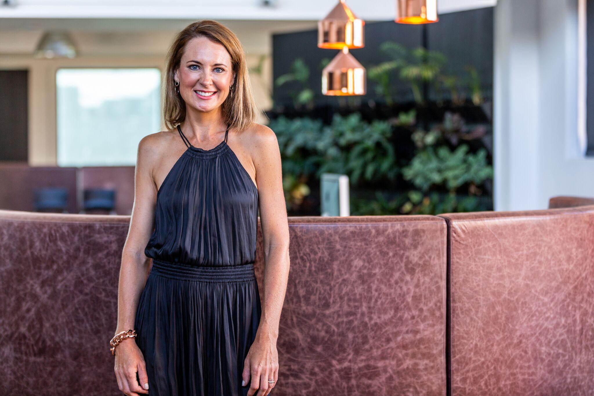 Alison Morgan, Business Coach
