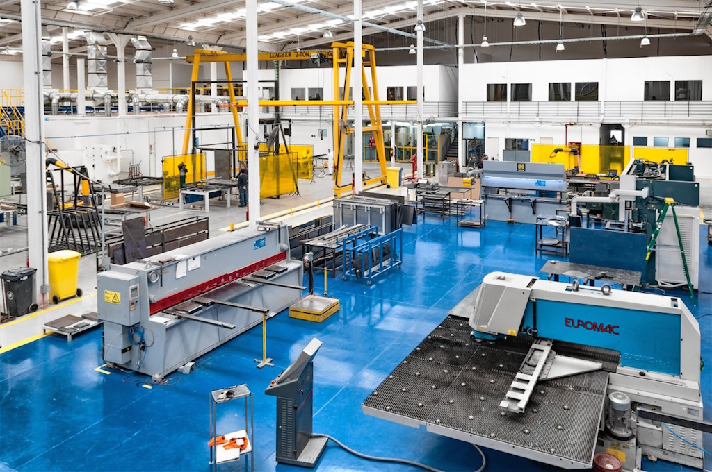 How To Keep Manufacturing Factories Running Smoothly