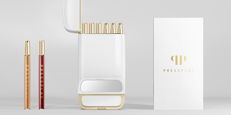 Pressplay Cosmetics portable beauty