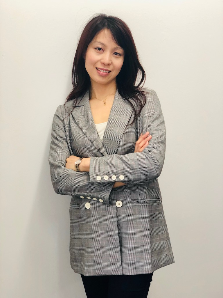Emily Guo, co-founder MsHEM