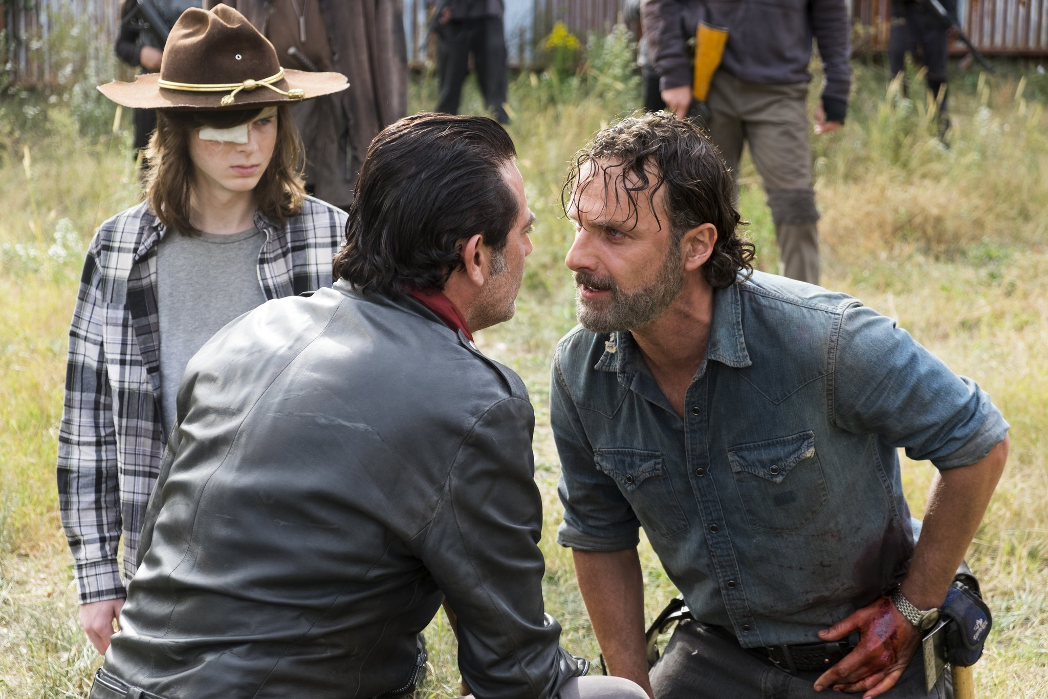 If Negan is not a savior - who then can redeem The Walking Dead's world?