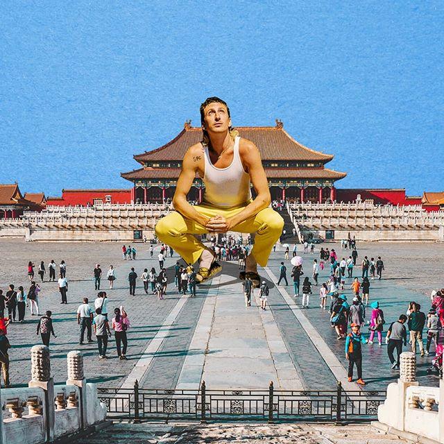 [big enough] feat. @kirinjcallinan . . . #fleamarketdreams #kirinjcallinan #tintachina #handcutcollage #mixedmediacollage #bonechina #surrealismartcommunity #collages #dadaism #smnt #comidachina #darksurrealism #surrealismo #surrealism #chinagirl #frozencollagen #visitchina #surrealistic #collagecollective #instachina #taiwan #collageart #popsurrealism #surrealist #vintagechina