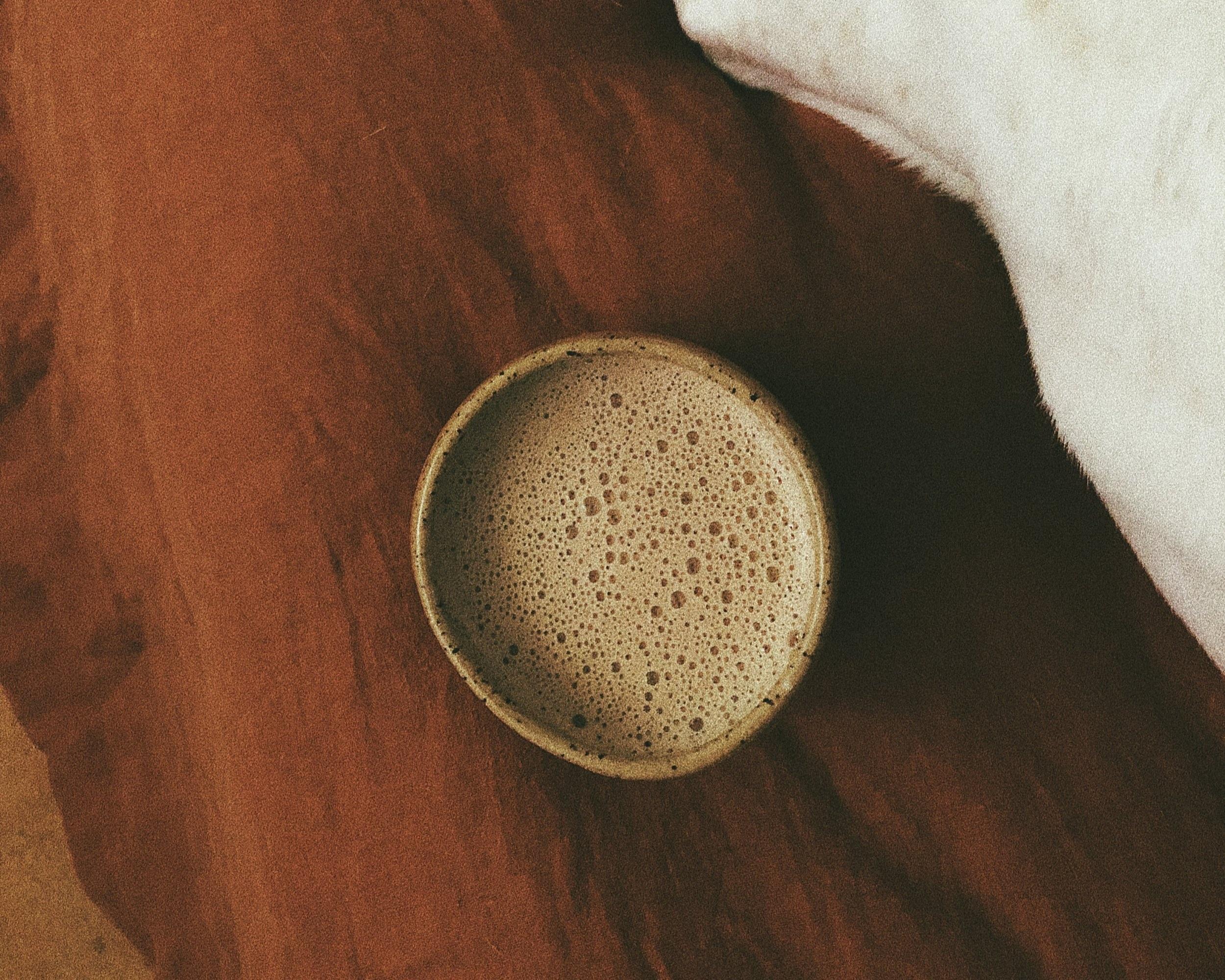 chamomile coffee tonic -
