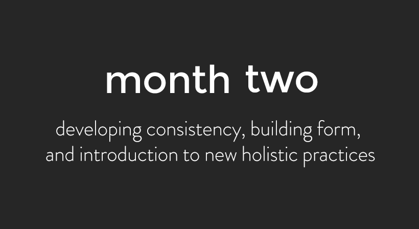month-two