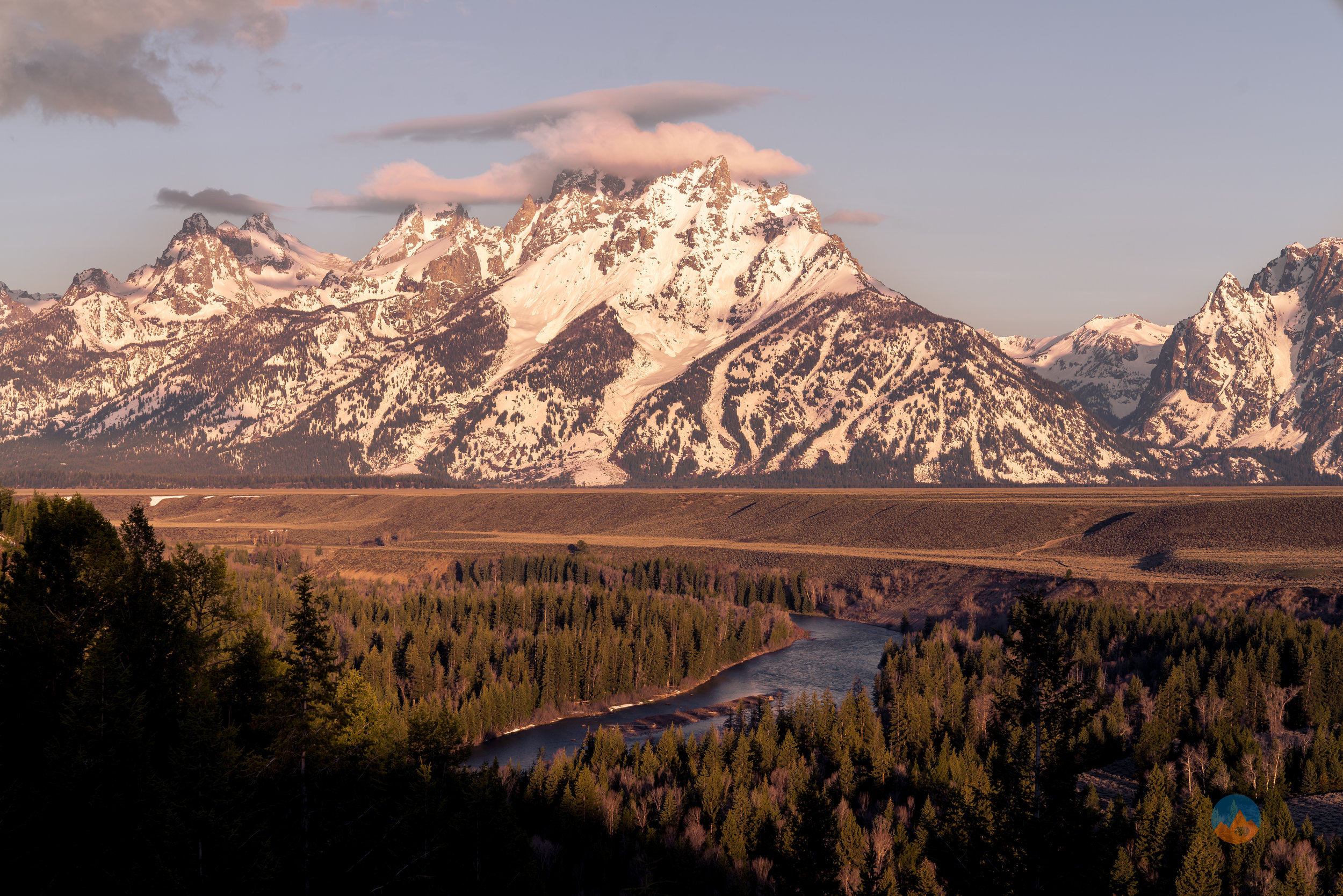 Snake River, Grant Teton National Park