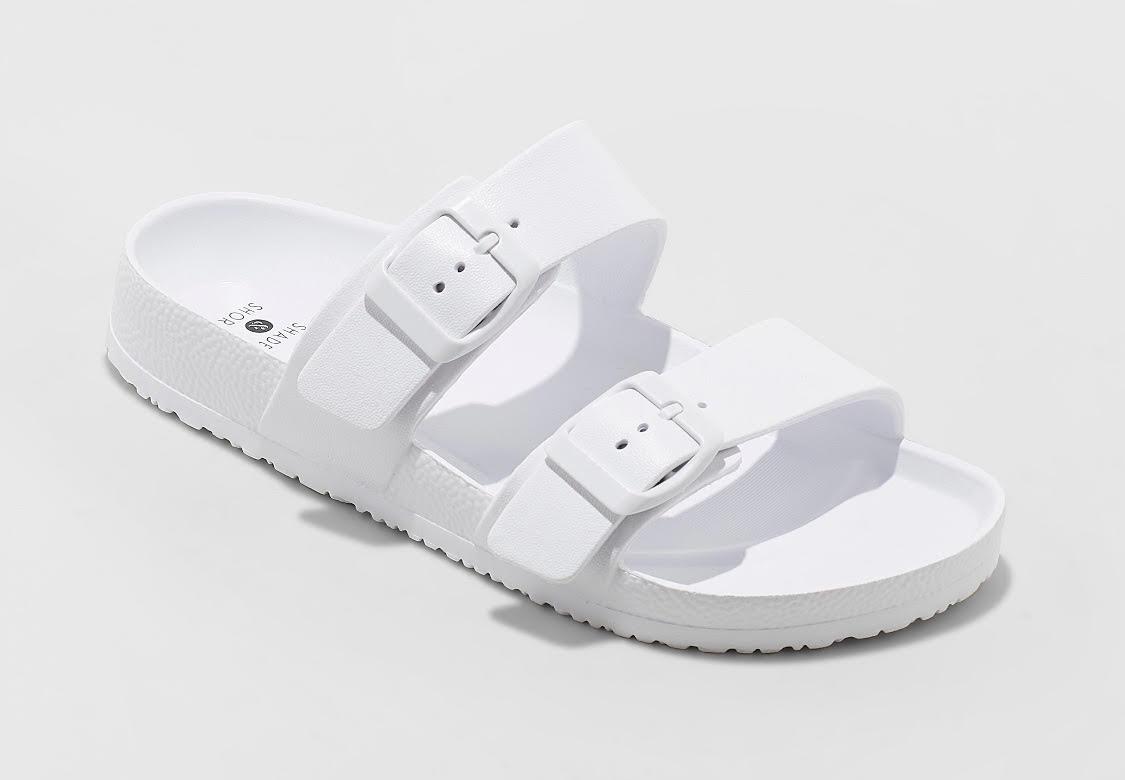 Women's Neida Eva Two Band Slide Sandals - Shade & Shore™