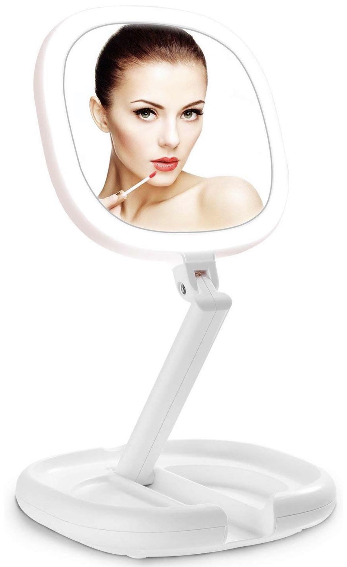 ADD TO FAVORITES Lighted Makeup Mirror, Beautifive Double Sided Magnifying Mirror, Vanity Mirror with Lights