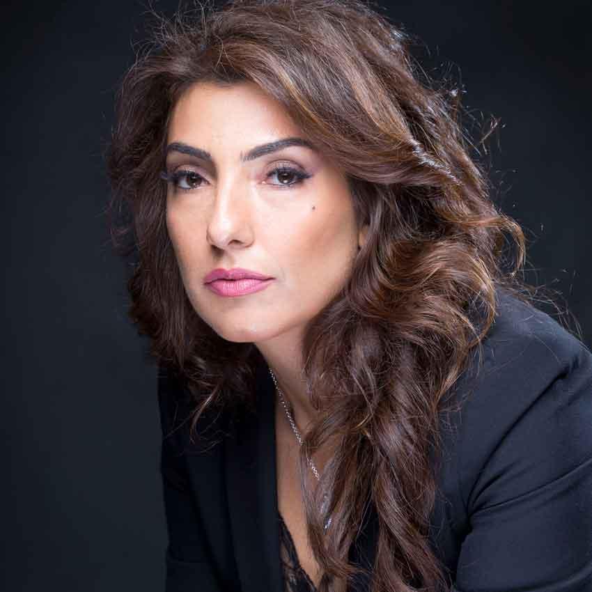 Helen Al Uzaizi - CEO of BizWorld UAE, Egypt & Jordan