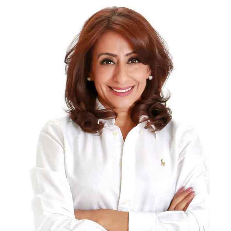 Hala Kazim - Social Entrepreneur, Life Coach & Founder of Journey Through Change