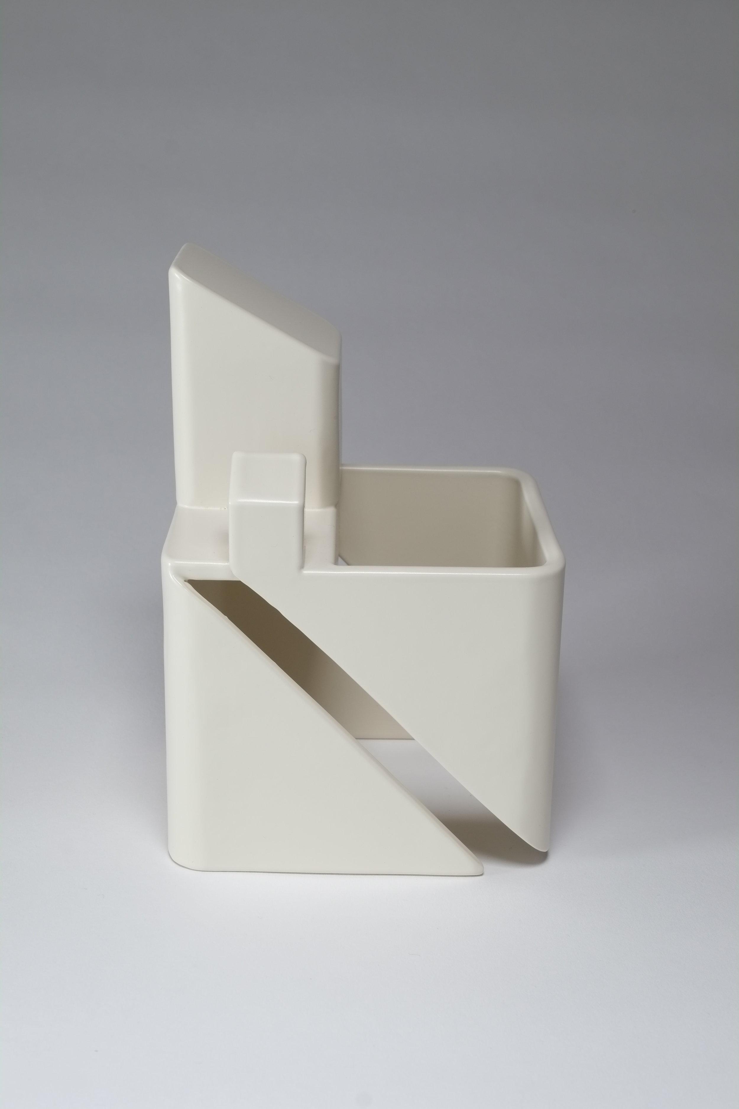 Sitting Form   £225  H: 17cm , W: 12, D: 10