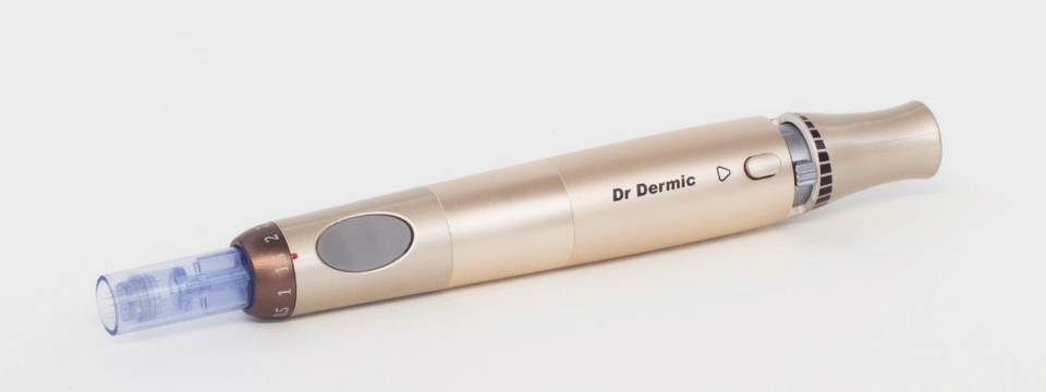 Derma Gold Pen behandeling