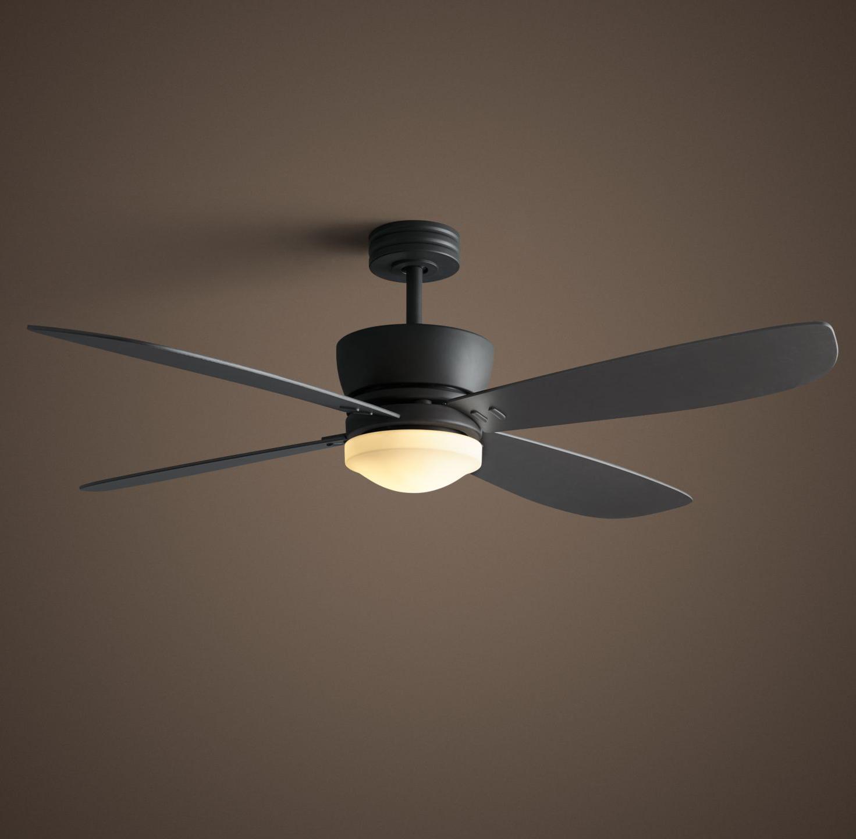 Restoration Hardware  |  Axis Ceiling Fan  |  $509