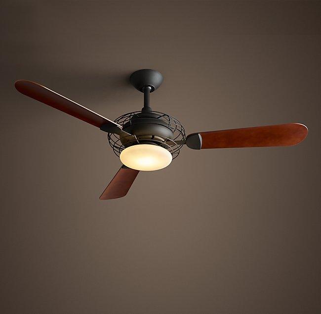 Minka Aire  |  Acero Retro Ceiling Fan  |  $439