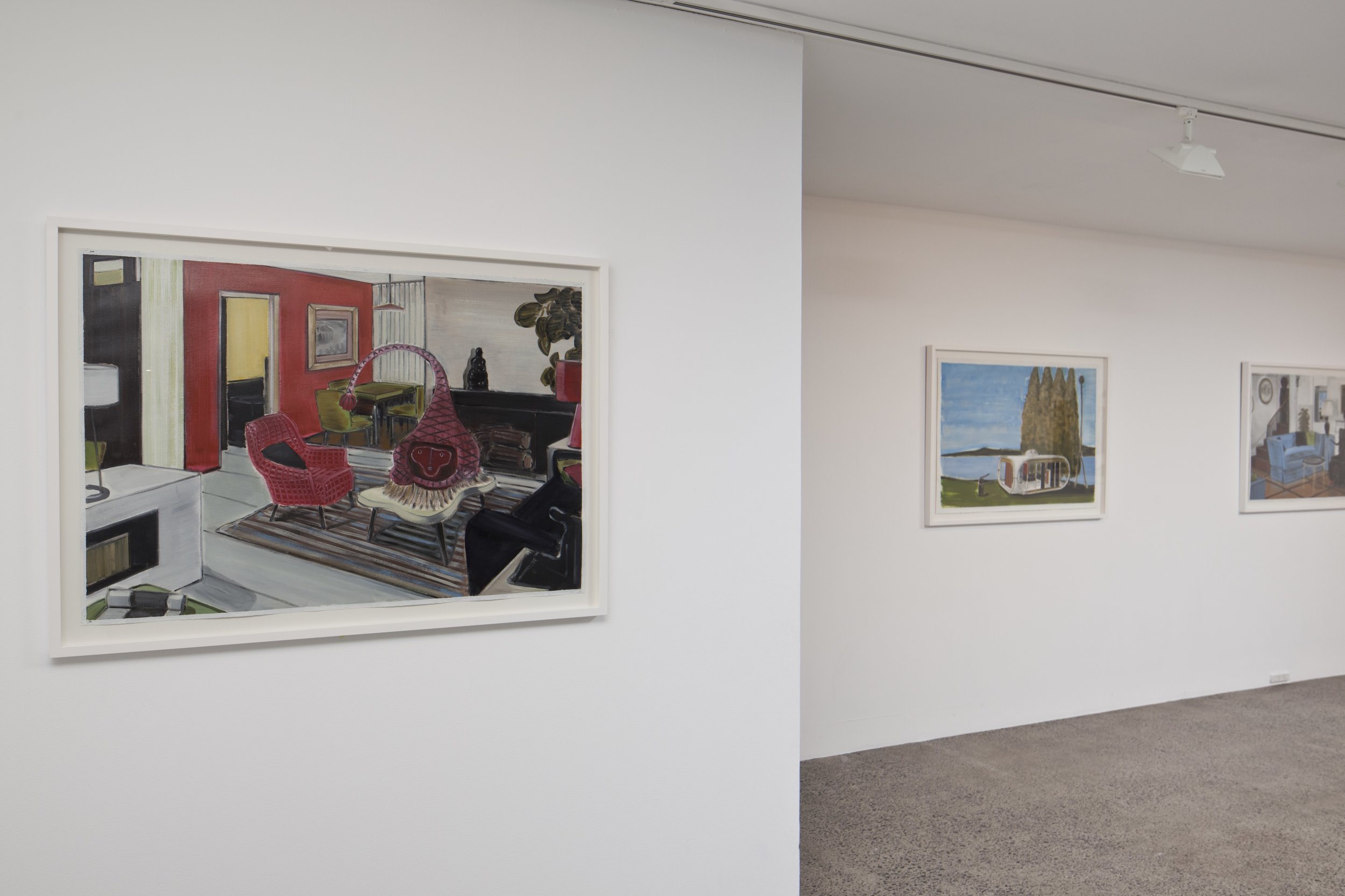 Graham Fletcher: Situation Rooms, 2012