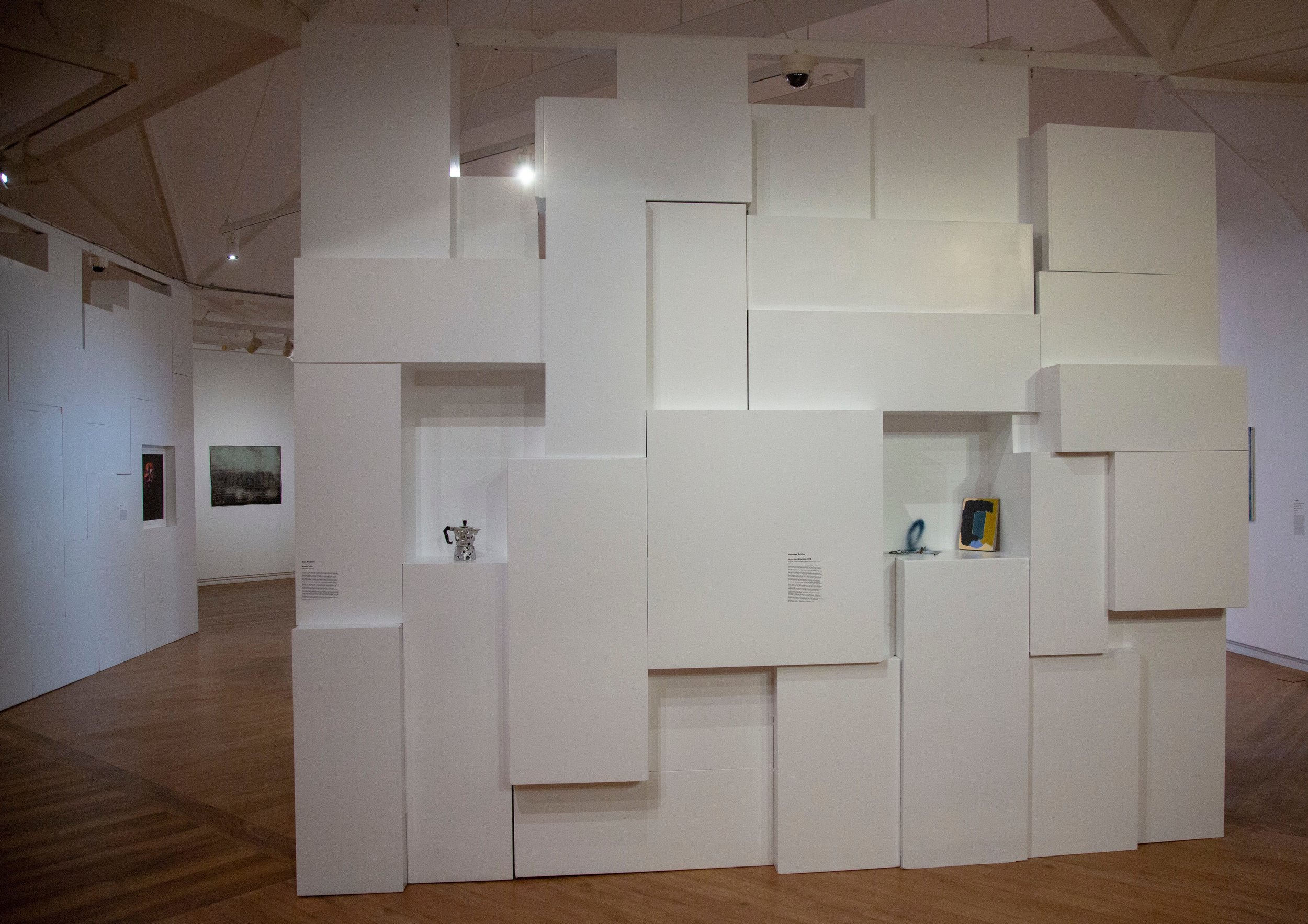 EAST 2018 install view.