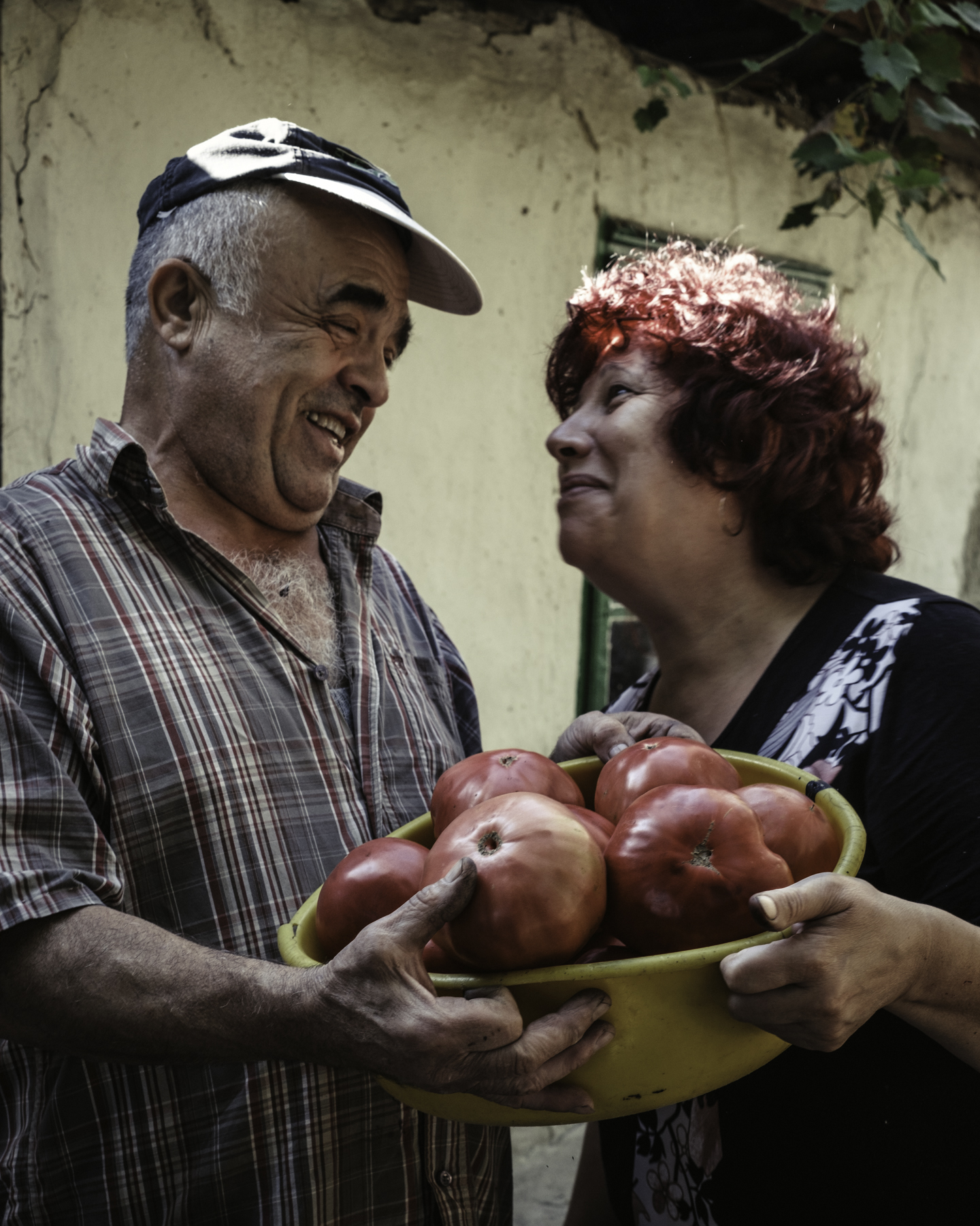 Market Gardeners, Mindya, Bulgaria