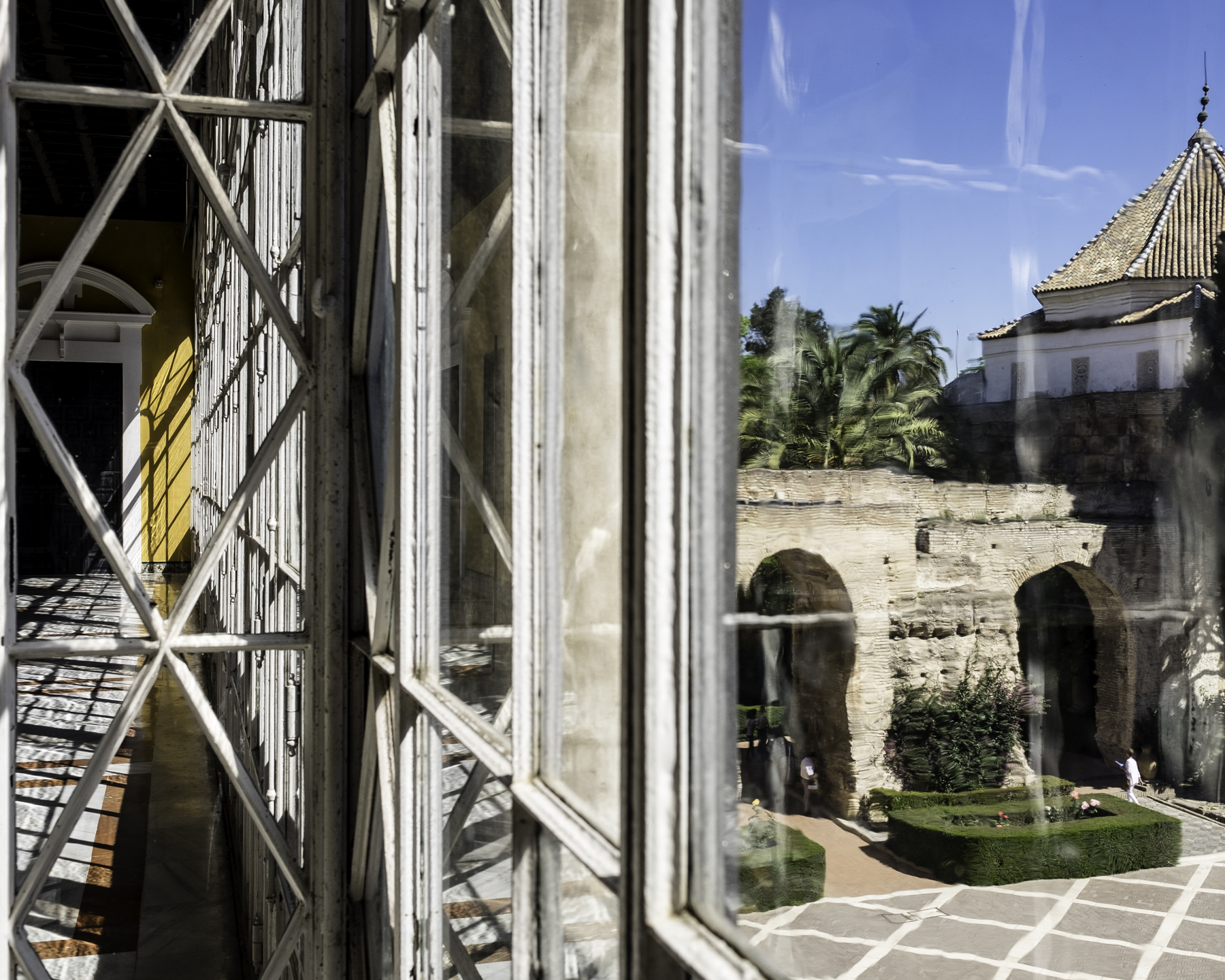 Window, Sevilla