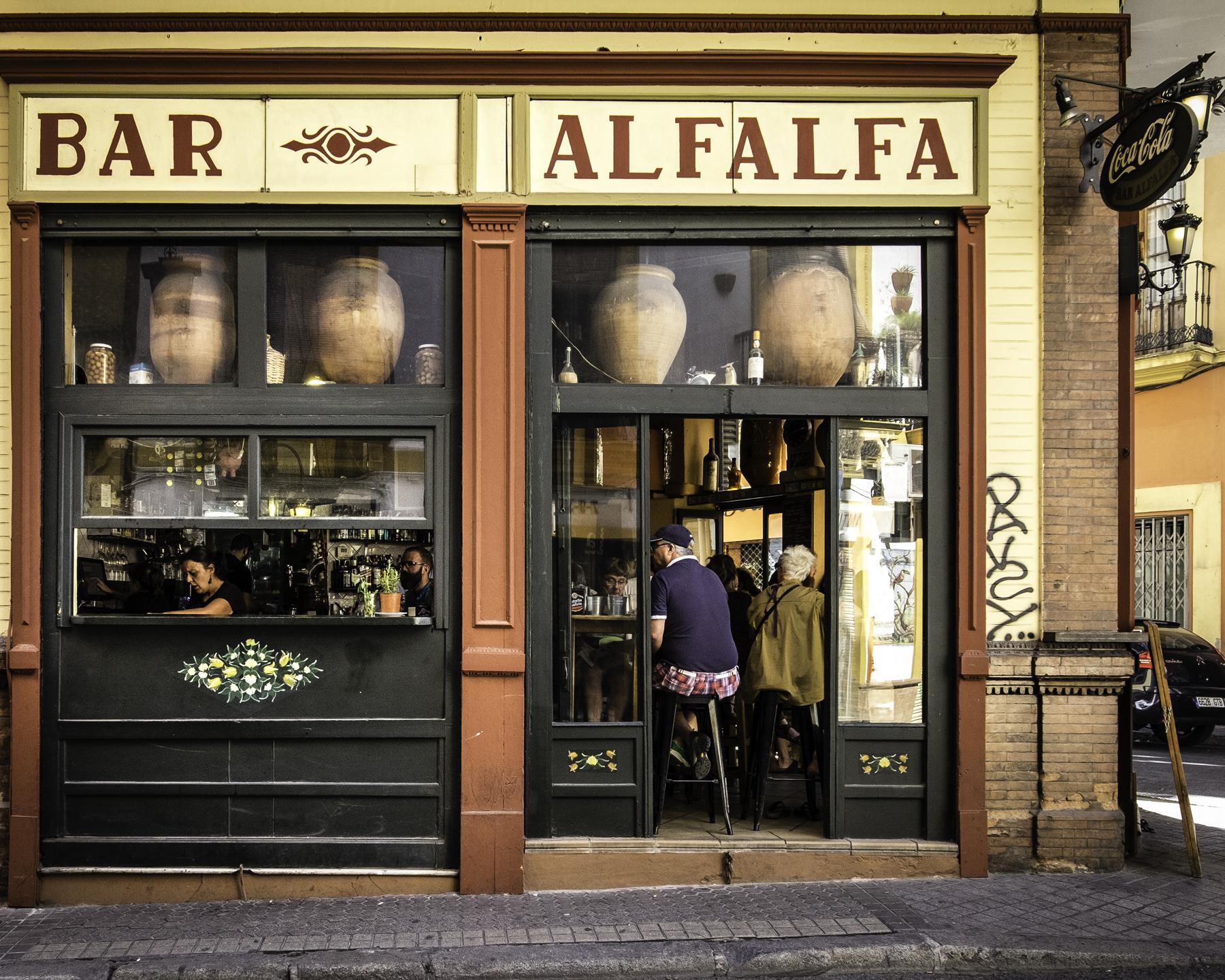 Bar Alfalfa, Sevilla