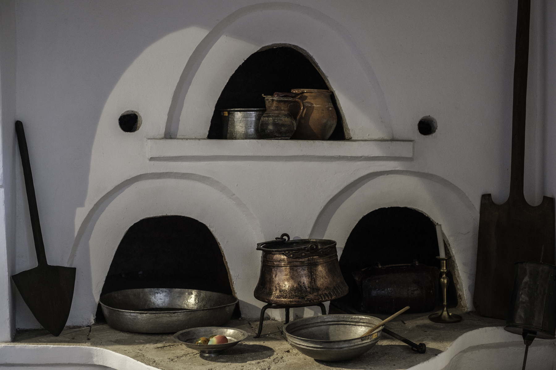 Kitchen, Merchant's House, Arbanasi