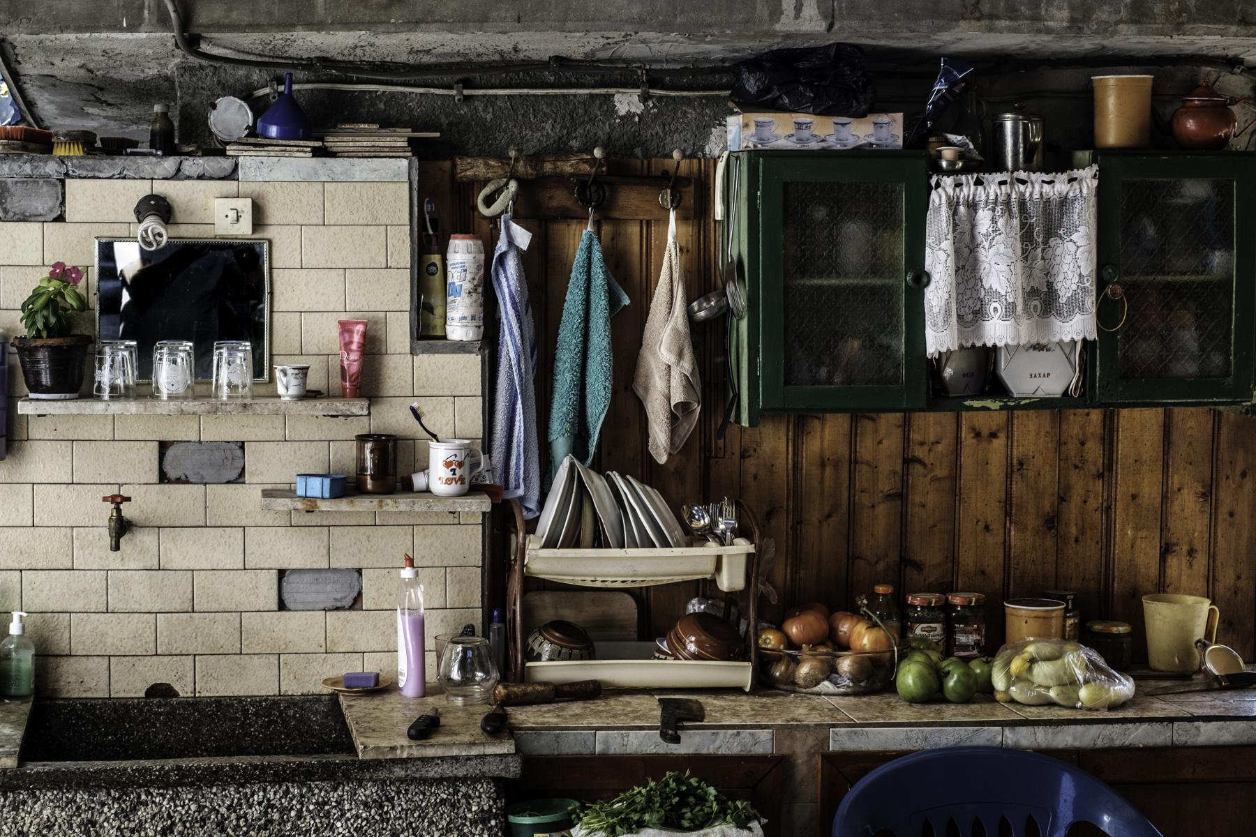 Summer Kitchen, Mindya