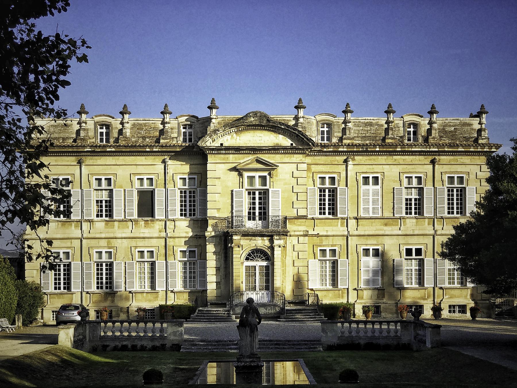 Le Château de Barbentane