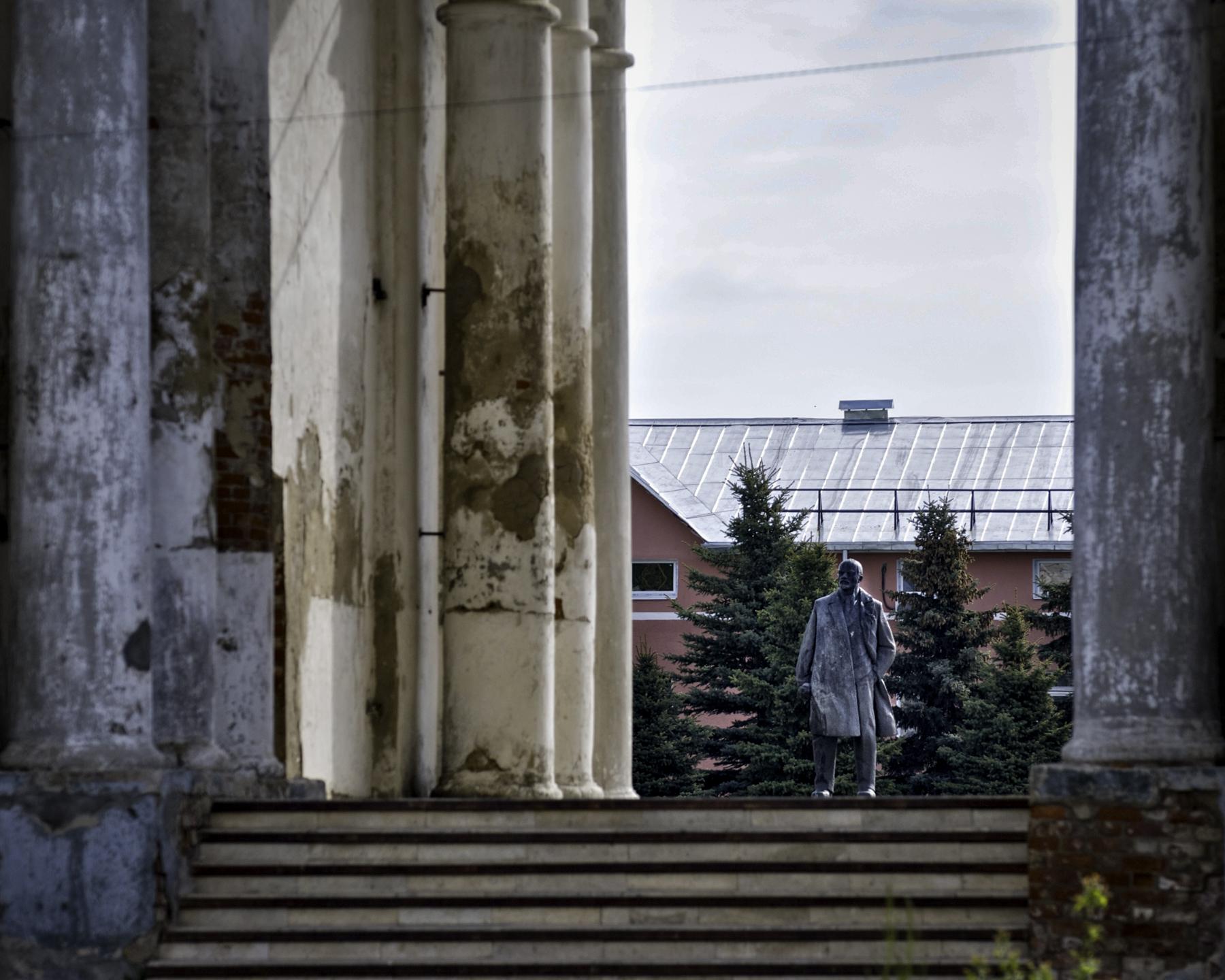 Lenin Visiting, Suzdal, Golden Ring