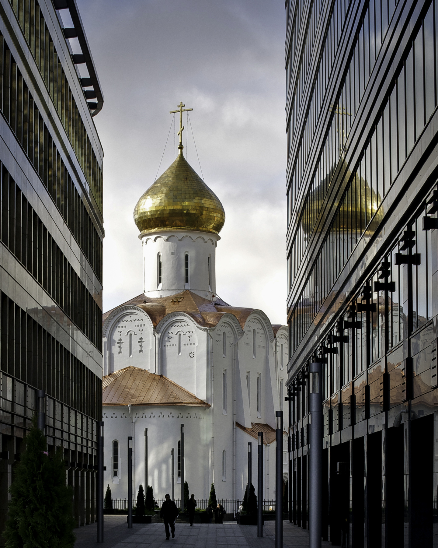 Church of Nikolaya Chudotvortsa, White Square