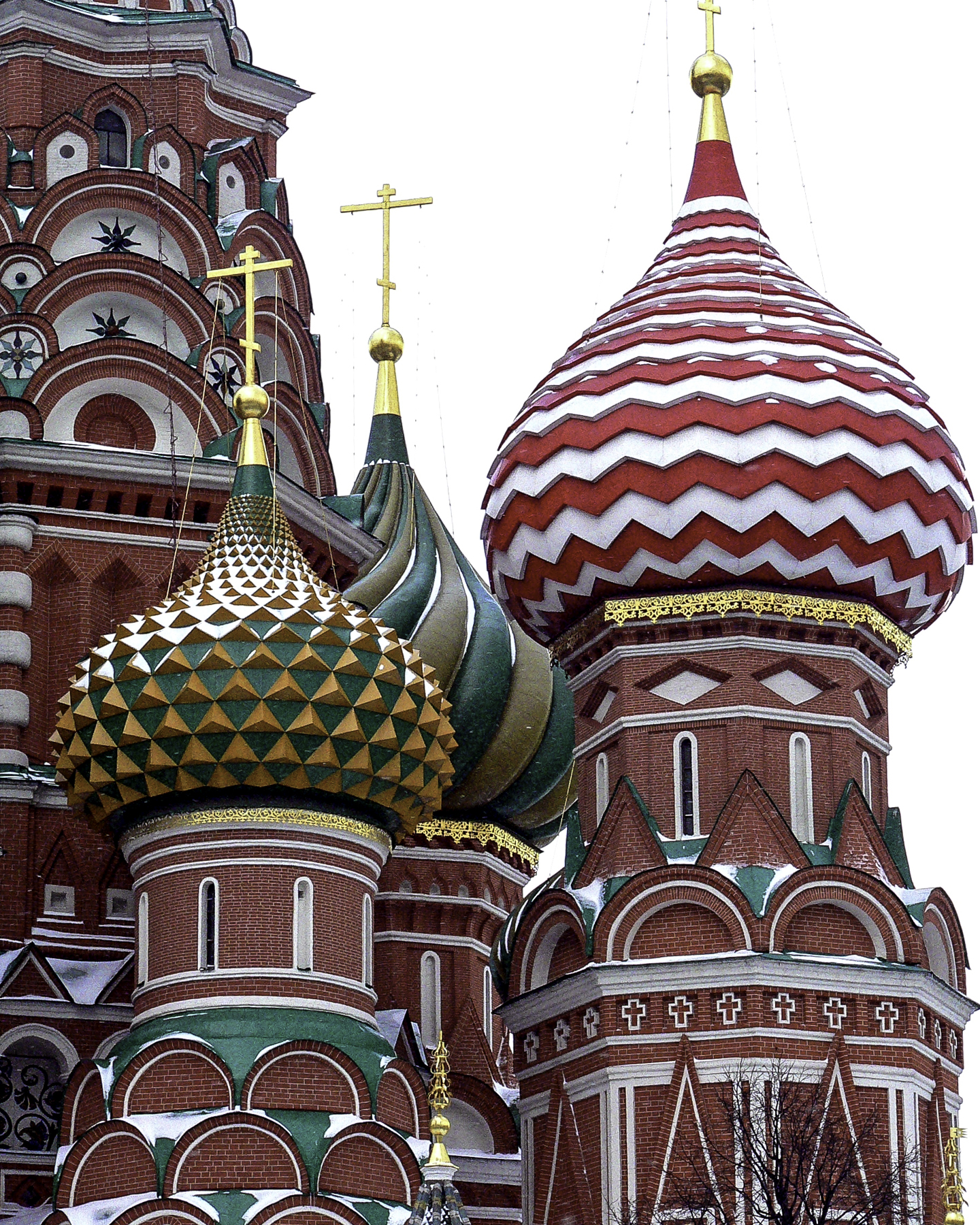 St Basil's, Red Square