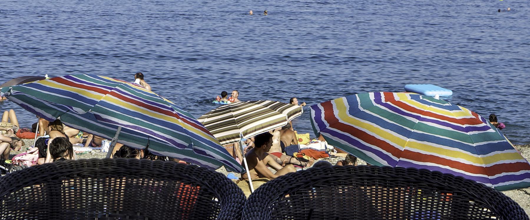 On the Beach, Collioure