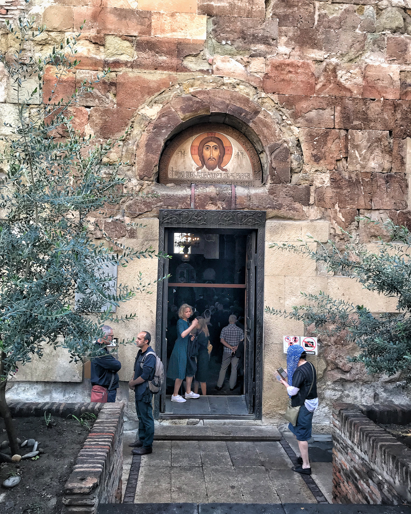 Anchiskhati Basilica, Tbilisi