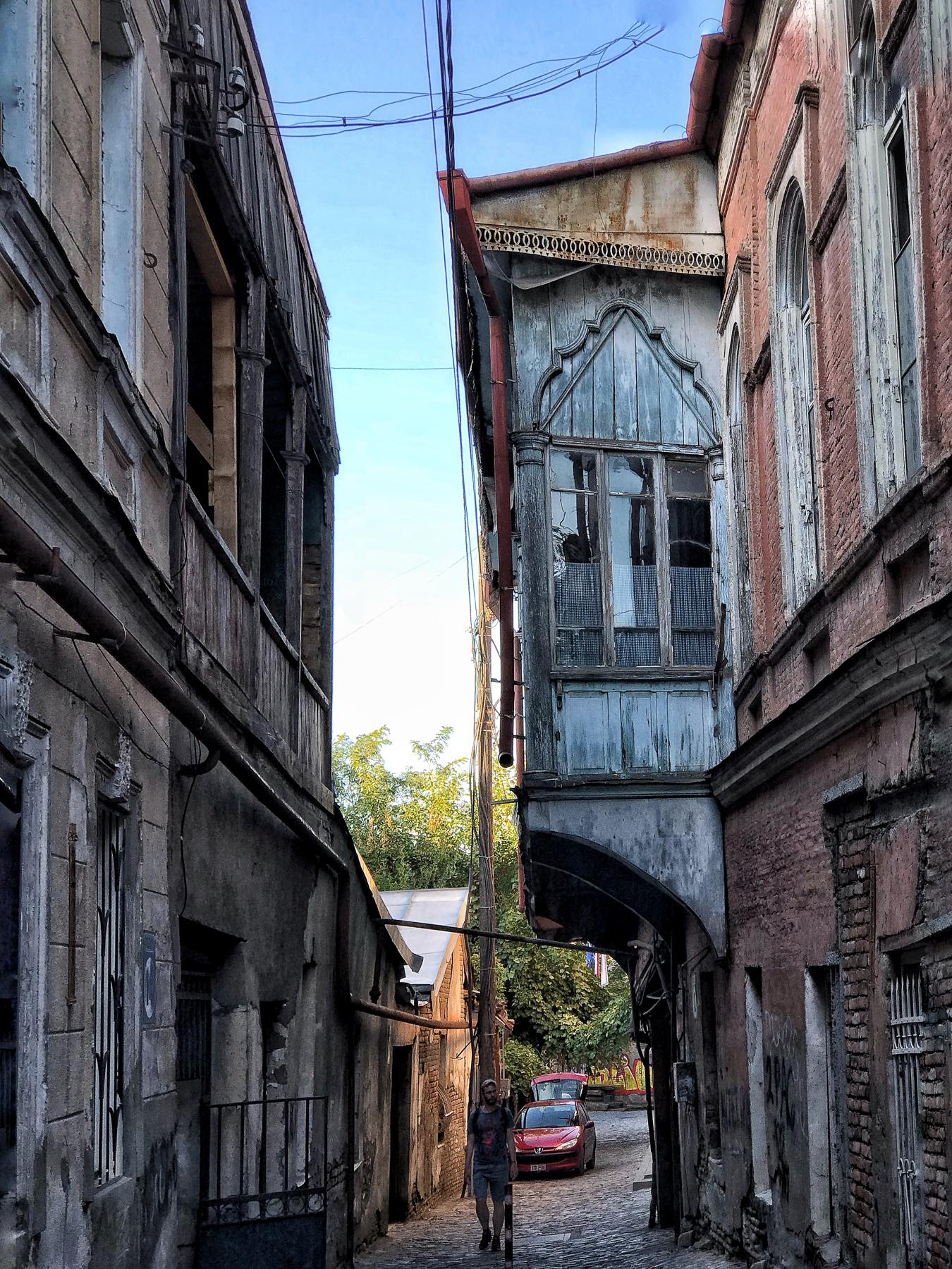 Aleqsandre  Diuma St., Tbilisi