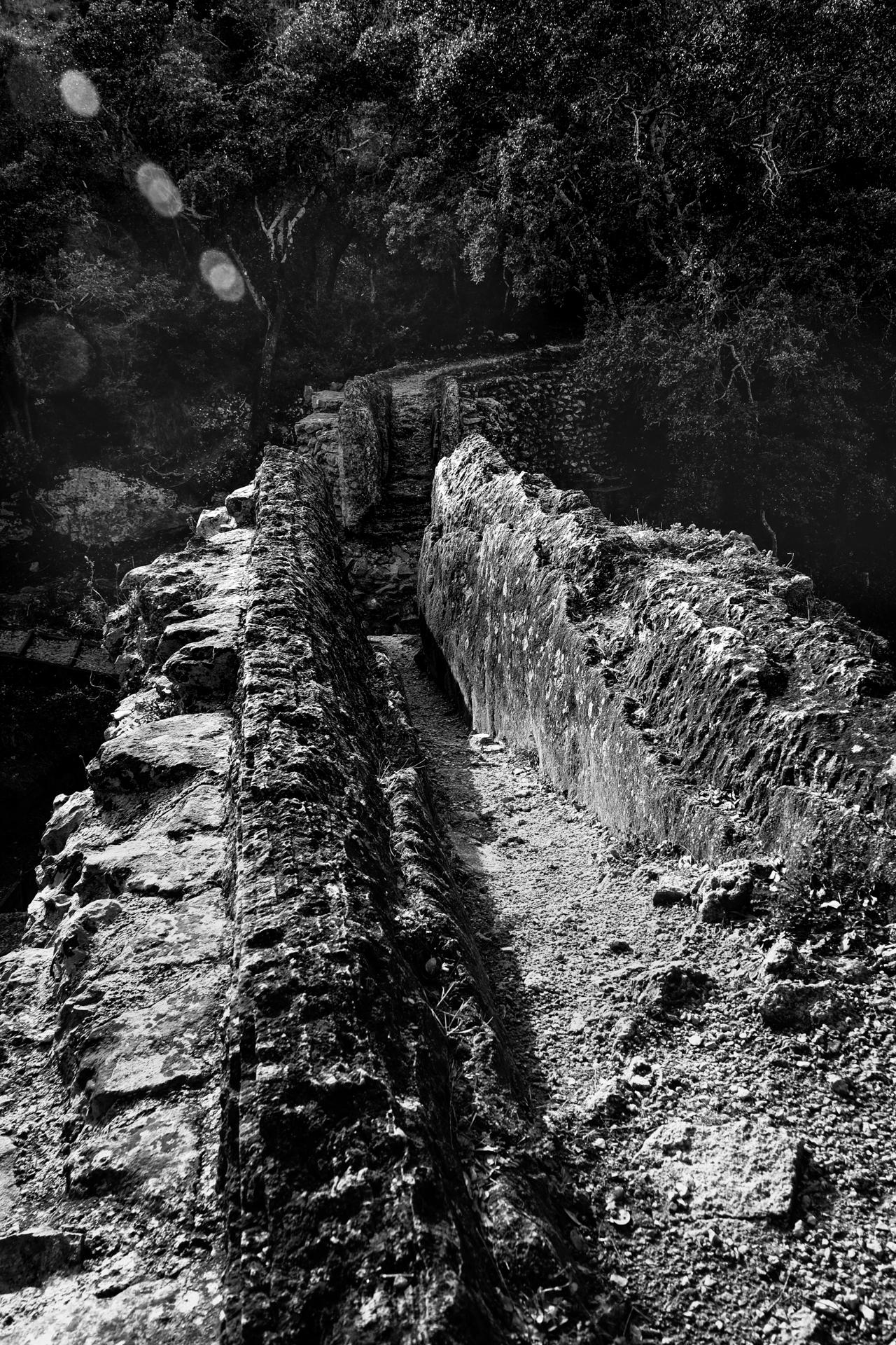 le pont de Valmale