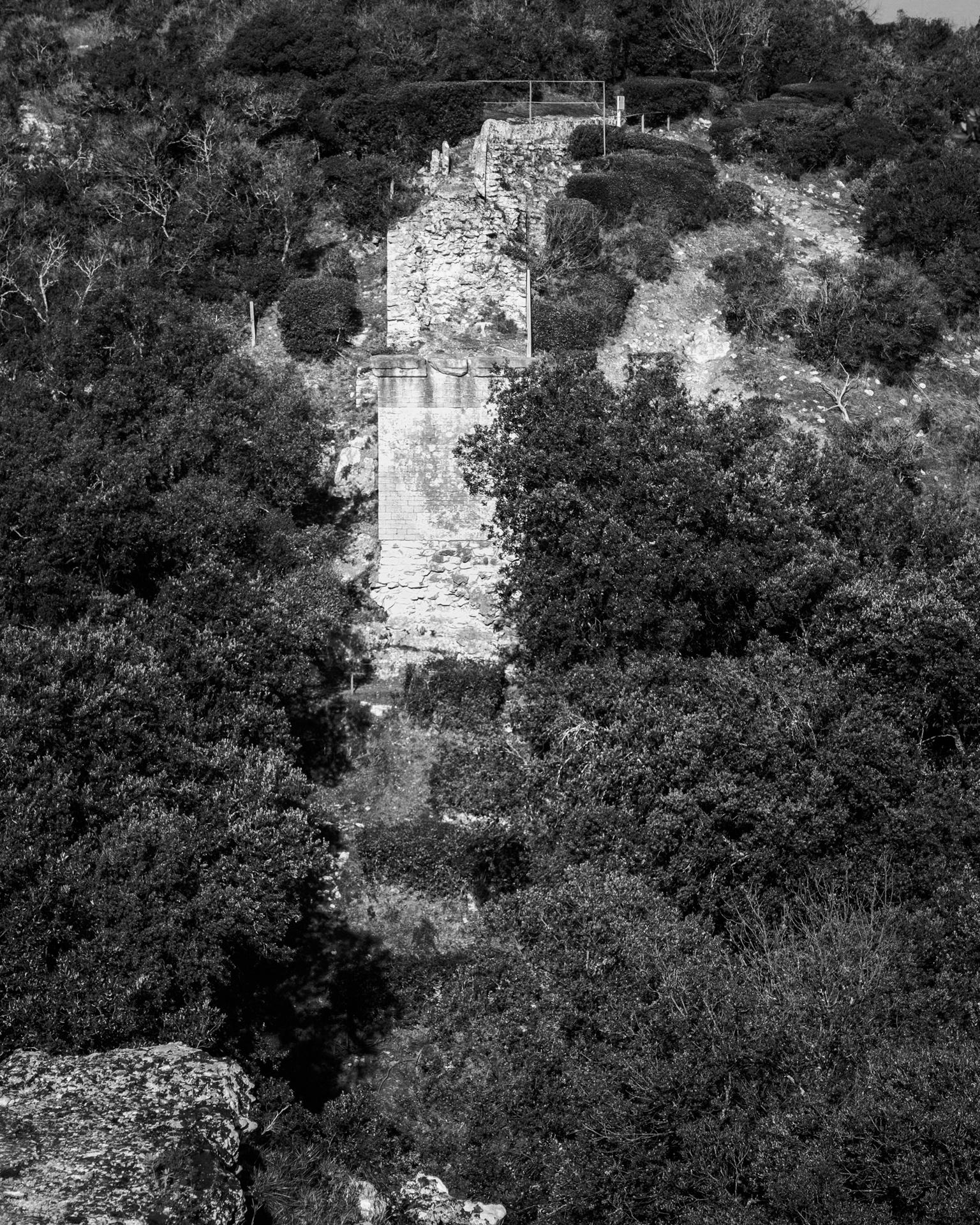le pont de la combe Roussière