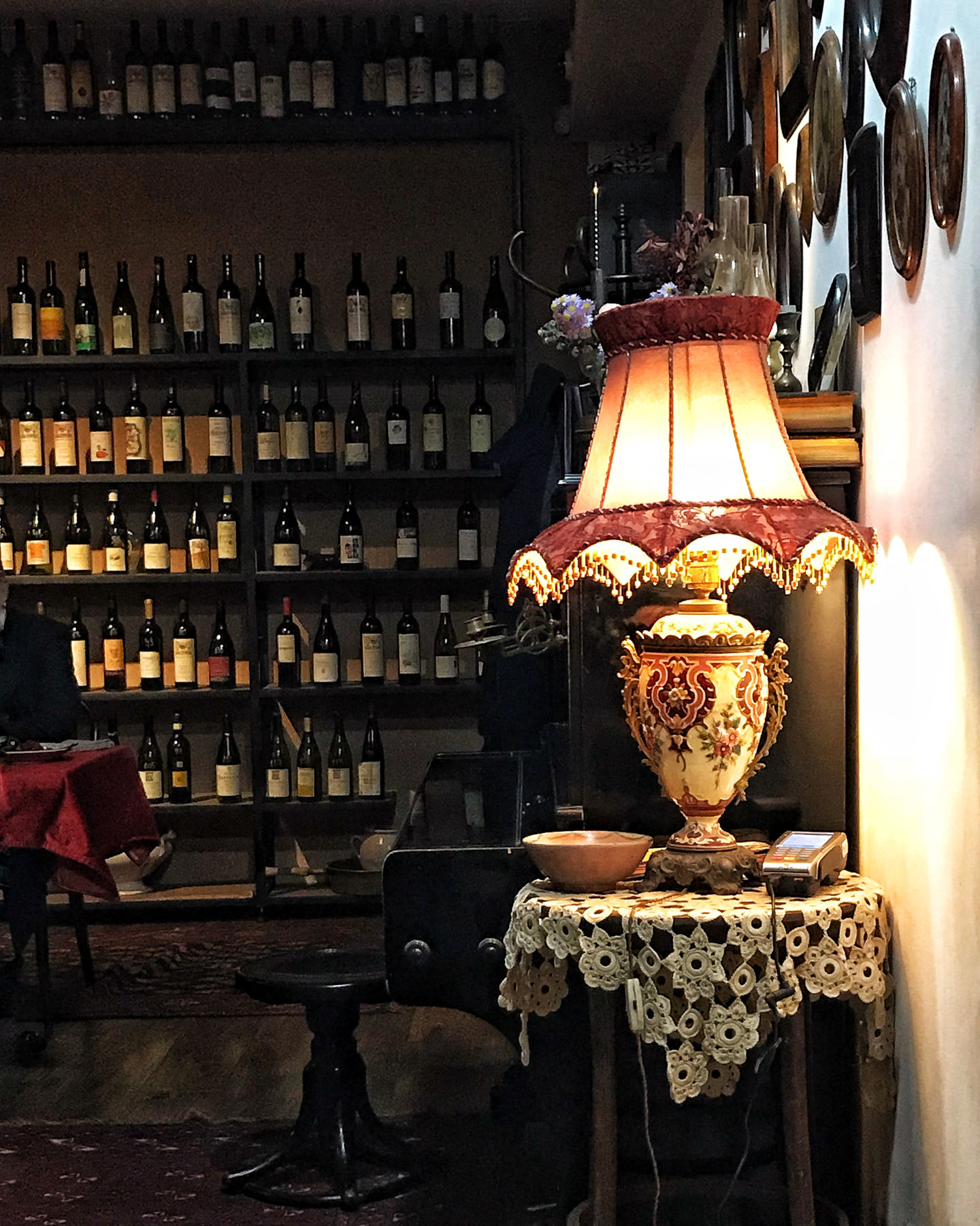 Asaphesha - trailblazer - This is the restaurant that brought to Tbilisi the influence of the Pheasant's Tears winery, one of the first in Georgia to gain a reputation abroad for its revival of modern Georgia's culinary traditions. An extensive natural wine selection plays beautifully off the sophisticated menu.