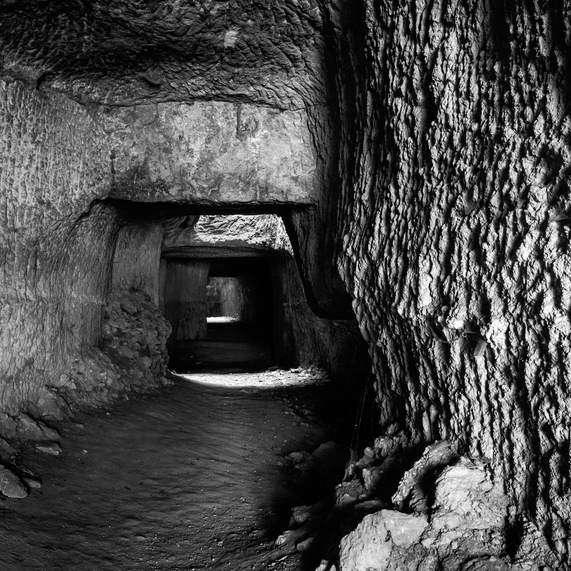 le tunnel de la Perrotte