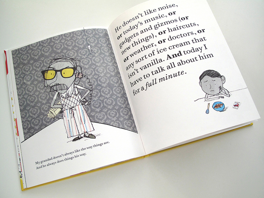 From 'The Frank Show' - published by HarperCollins, 2012