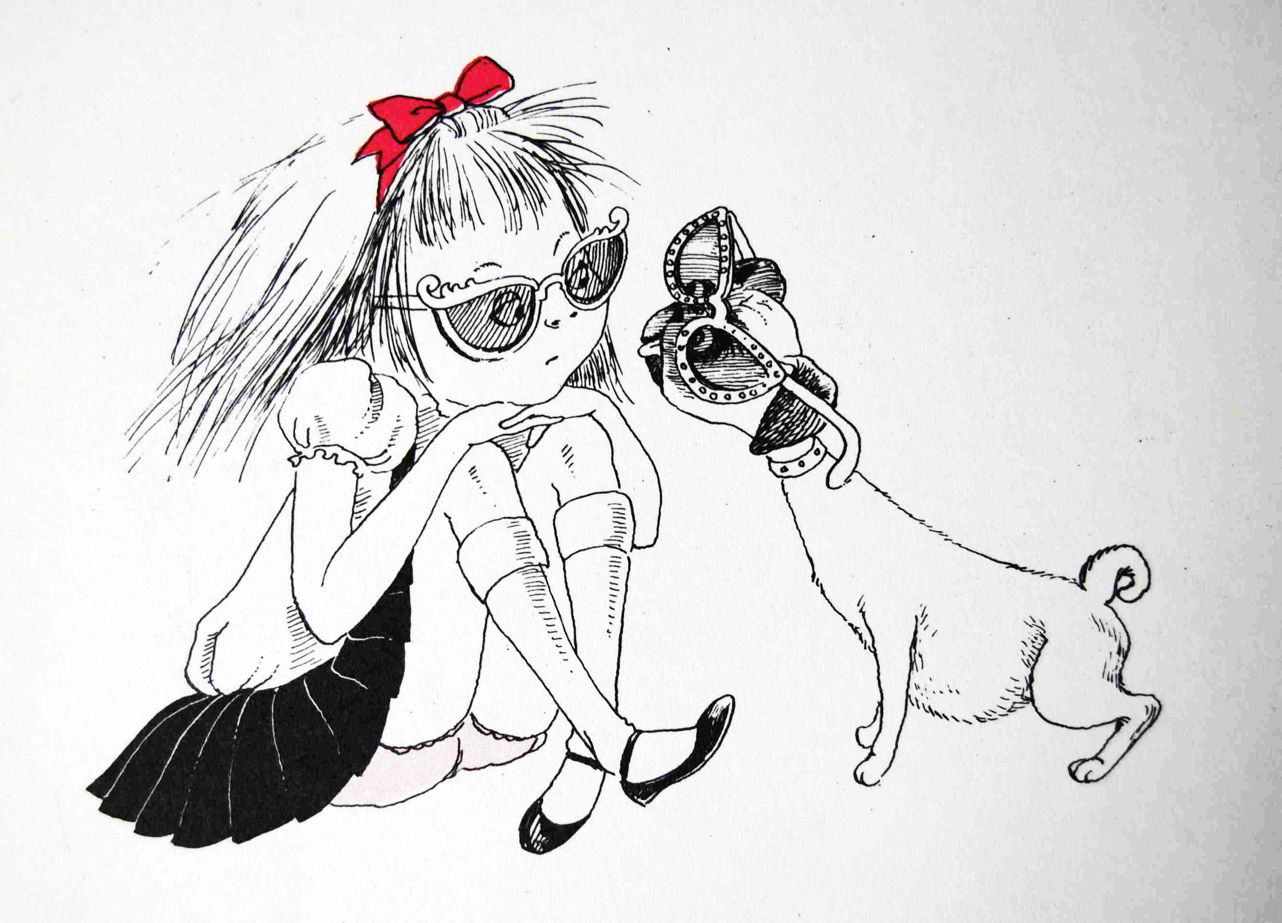 Eloise, illustrated by Hilary Knight